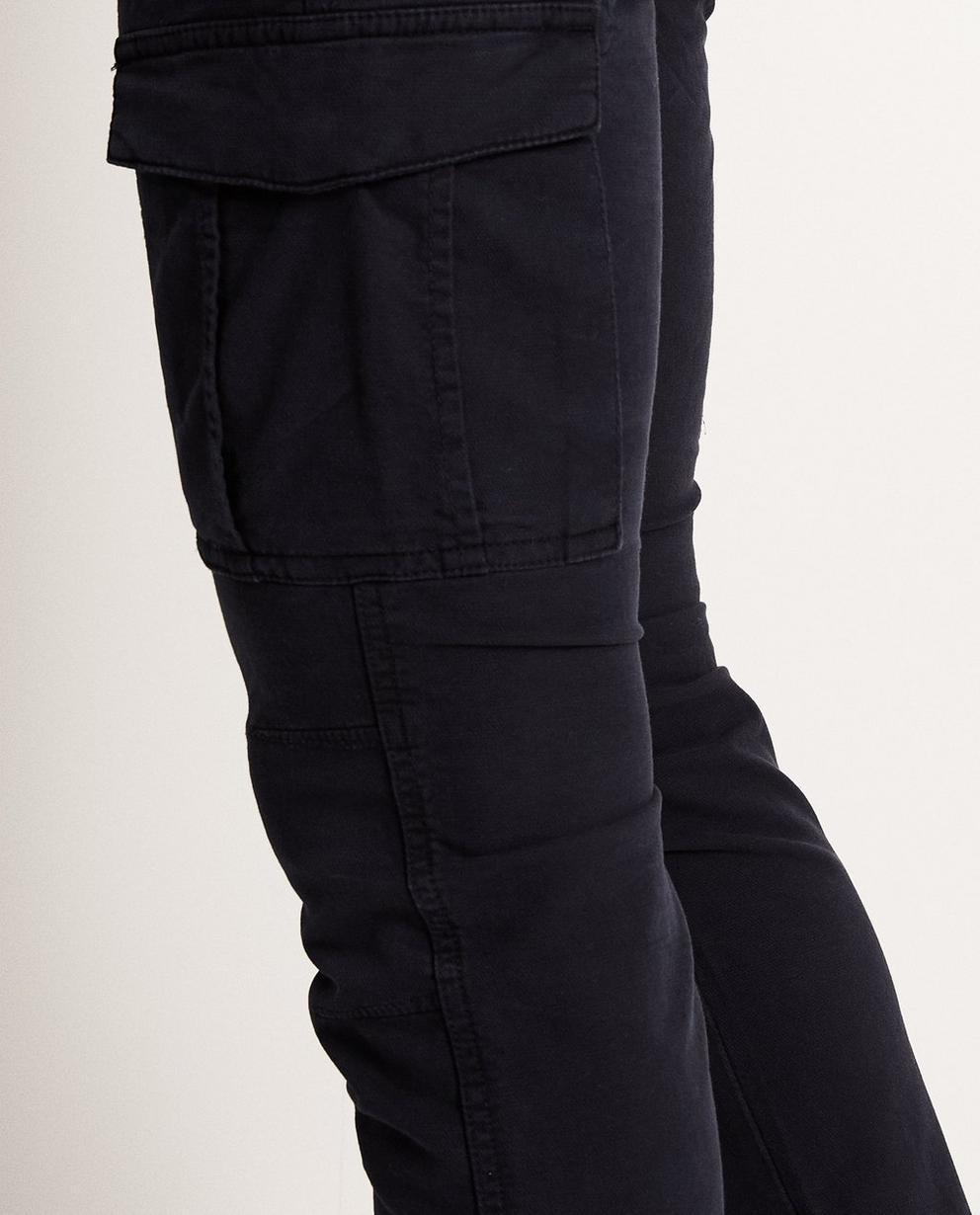 Pantalons - navy - Pantalon cargo